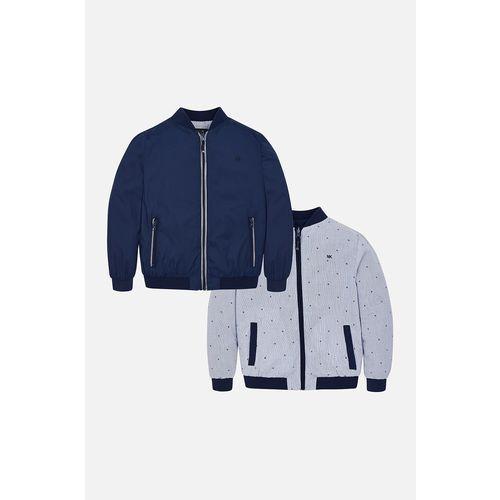 - kurtka dwustronna dziecięca 128-172 cm marki Mayoral