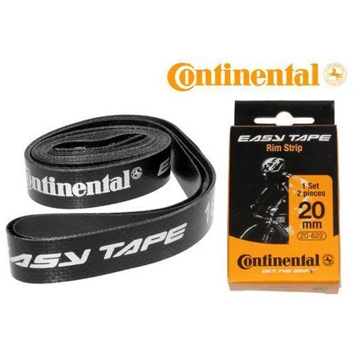 """Continental Co0195015 ochraniacz dętki/taśmy easy tape 28"""" 20-622 zestaw 2 szt. (4019238445176)"""