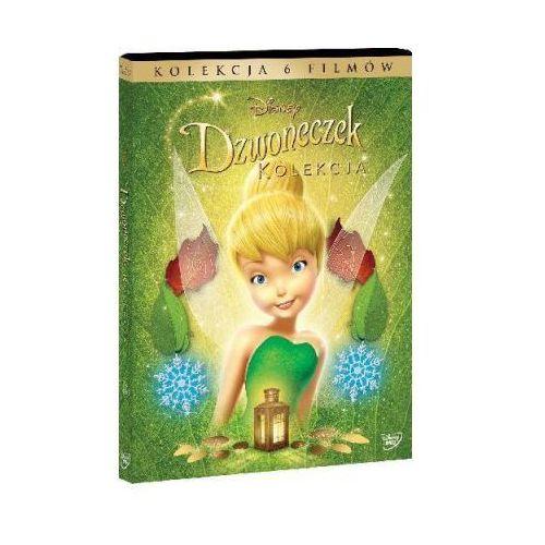 Dzwoneczek. Kolekcja (6 DVD) z kategorii Filmy animowane