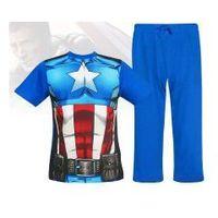 "Męska piżama Avengers ""Captain America"" S"