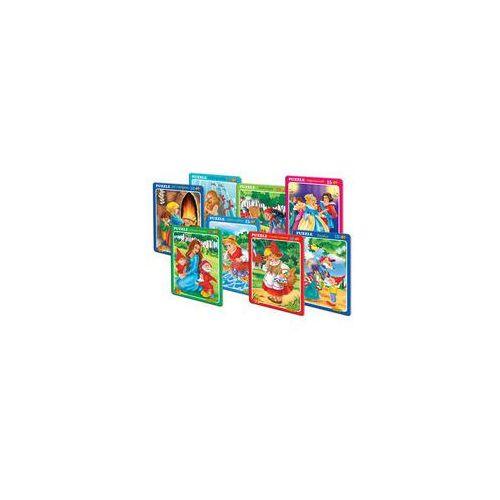 Puzzle Maxi 15 elementowe. Darmowy odbiór w niemal 100 księgarniach!