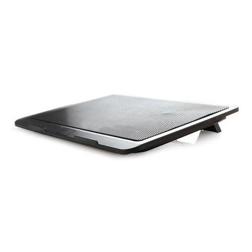 Podstawka chłodząca GEMBIRD pod laptop 15 cali NBS-1F15-01 Czarny - produkt z kategorii- Podstawki pod laptopa