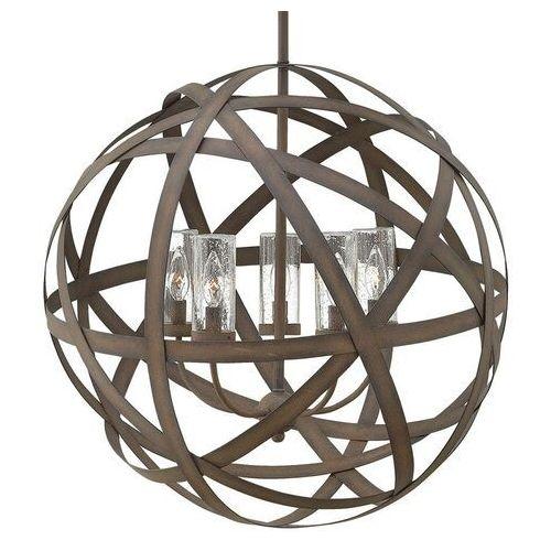 Elstead Lampa wisząca carson 5p hk/carson/5p - lighting - rabat w koszyku (5024005286714)