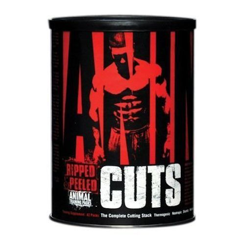 animal cuts 42 pakiety marki Universal nutrition
