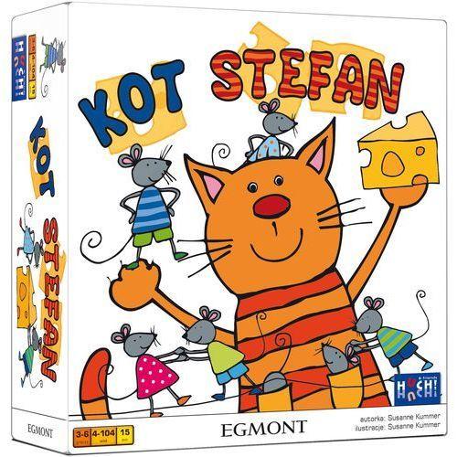 Kot stefan gra zręcznościowa marki Egmont