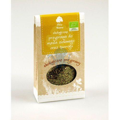 Dary natury Przyprawa do masła ziołowego oraz twarogu eko 30g -