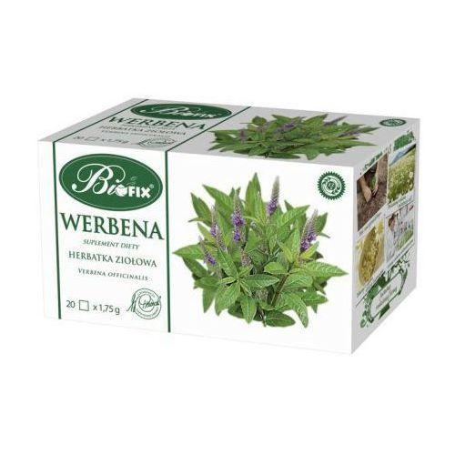 Herbata ziołowa werbena 35 g  marki Bifix
