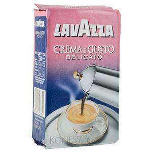 Kawa mielona gusto dolce 250g marki Lavazza