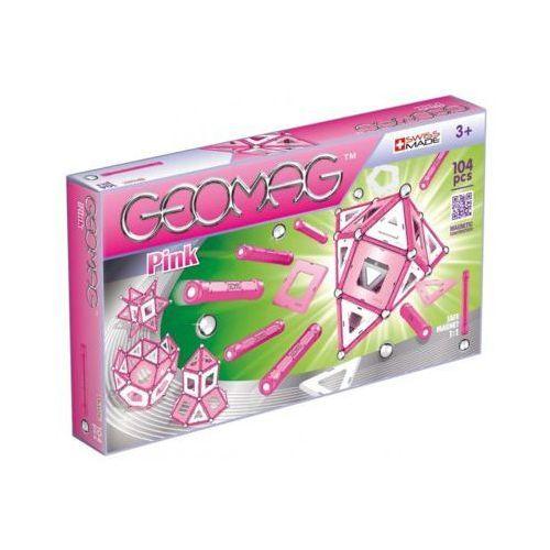 Pink 104 elementy - DARMOWA DOSTAWA OD 250 ZŁ!!