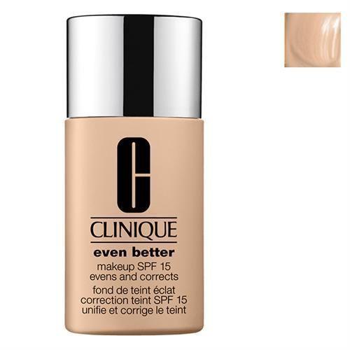 even better podkład wyrównujący koloryt skóry spf 15 nr 16 buff 30ml marki Clinique