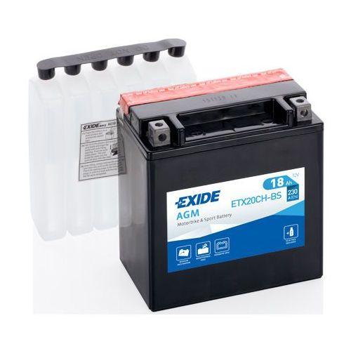 Akumulator CENTRA ETX20CH-BS