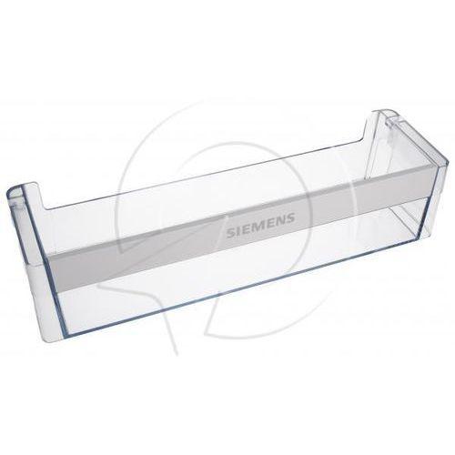 Dolna półka na drzwi chłodziarki do lodówki siemens 00704405 marki Bosch/siemens