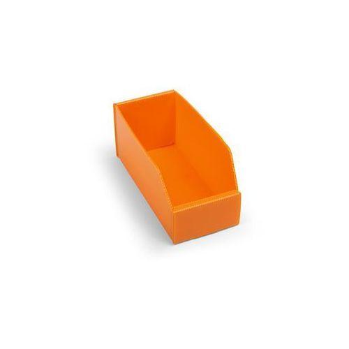K bins limited Skrzynki regałowe z tworzywa, składane, dł. x szer. x wys. 225x100x100 mm, pomar