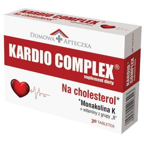 Tabletki DOMOWA APTECZKA KARDIO COMPLEX x 30 tabletek