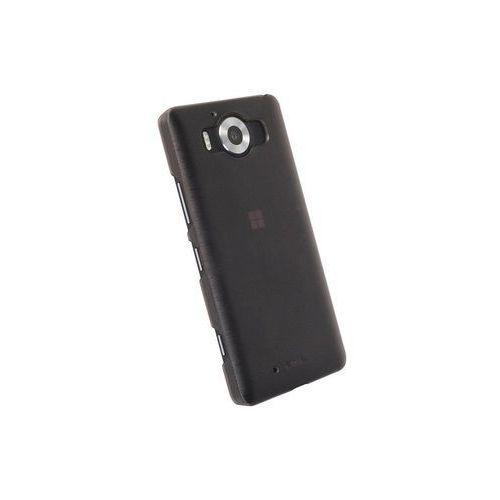 Krusell Etui BODEN Cover do Microsoft Lumia 950 - czarny DARMOWA DOSTAWA DO 400 SALONÓW !! - produkt z kategorii- Futerały i pokrowce do telefonów