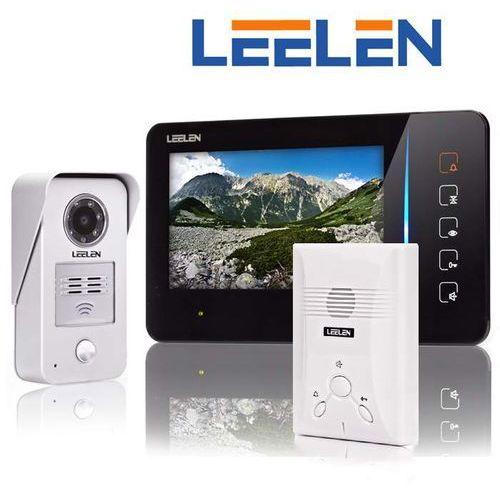 """Leelen Wideodomofon 7"""" N60/No15nc/F7 + 3xbrelok N60_No15nc_F7 - Autoryzowany partner Leelen, Automatyczne rabaty."""