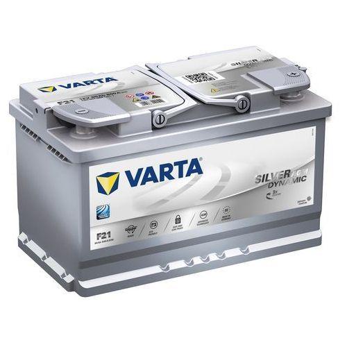 Akumulator VARTA F21 Start&Stop 80Ah 800A L- (4016987144510)