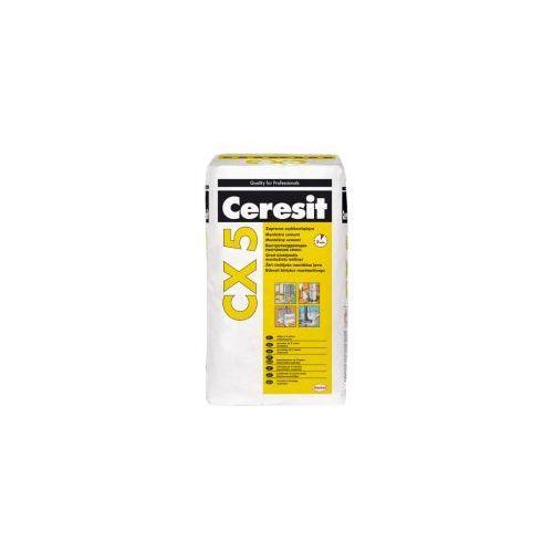 Zaprawa szybkowiążąca cx5 25kg/opak marki Ceresit