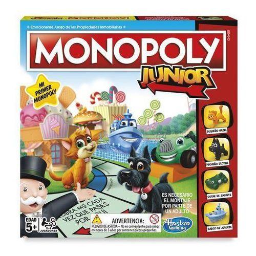 Gra planszowa monopoly junior marki Hasbro