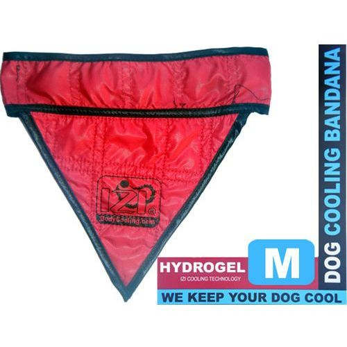 Bandamka dla psa z chłodzącym hydrożelem rozmiar m marki Izibodycooling