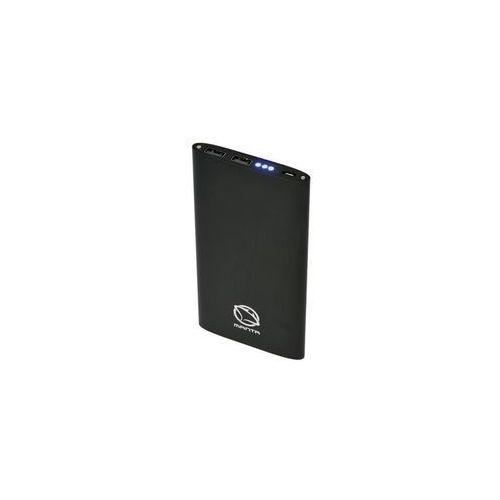 Powerbank MANTA MPB912B 12000 mAh Czarny (5902510606589)