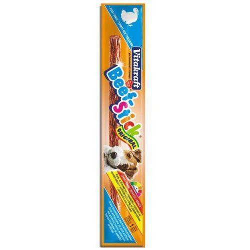beef stick kabanos dla psa z indykiem marki Vitakraft