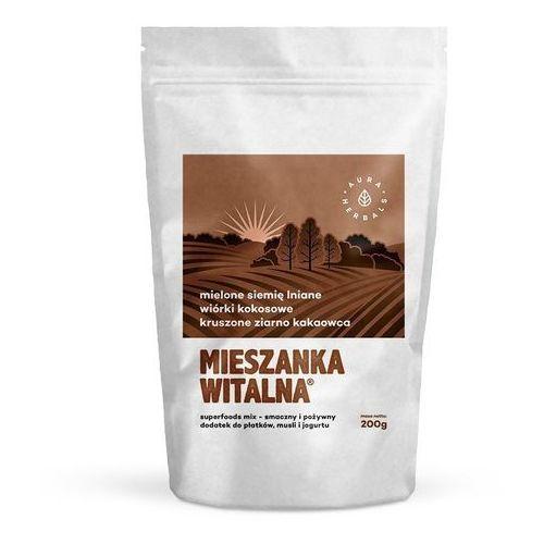 Aura Mieszana witalna śniadaniowa z kategorii Ziołowa herbata
