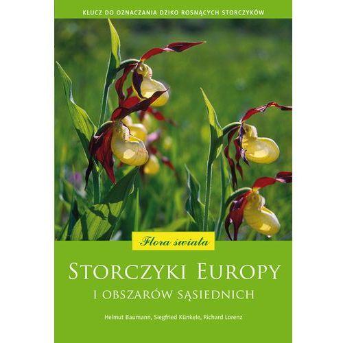 Storczyki Europy i obszarów sąsiednich (9788370736989)