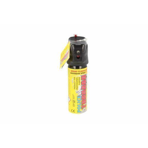 Gaz pieprzowy ESP Police Tornado LED 63ml (SFL-01-63) (2010000049969)