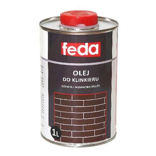 Olej do klinkieru Feda
