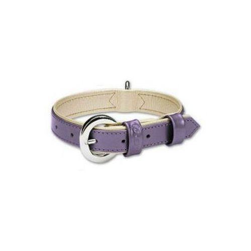 FLEXI obroża Elegance S 38cm kolor szmaragd z kategorii Obroże dla psów