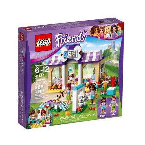 Lego FRIENDS Przedszkole dla szczeniąt w heartlake 41124. Najniższe ceny, najlepsze promocje w sklepach, opinie.