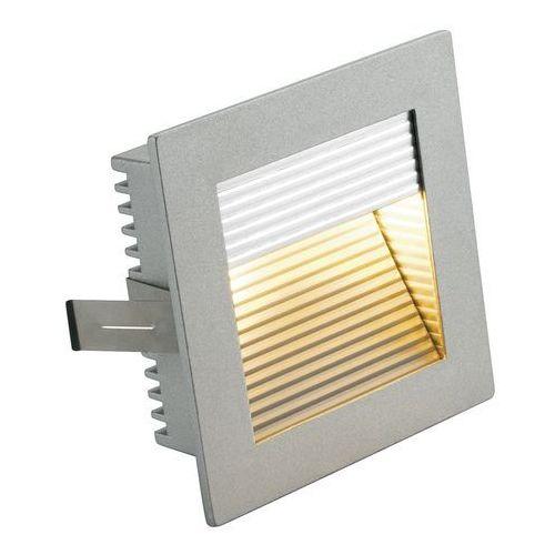 Slv Uchwyt wtykowy na lampę, 112772, g4, 90 x 90 x 31 mm, aluminiowy, srebrno-szary
