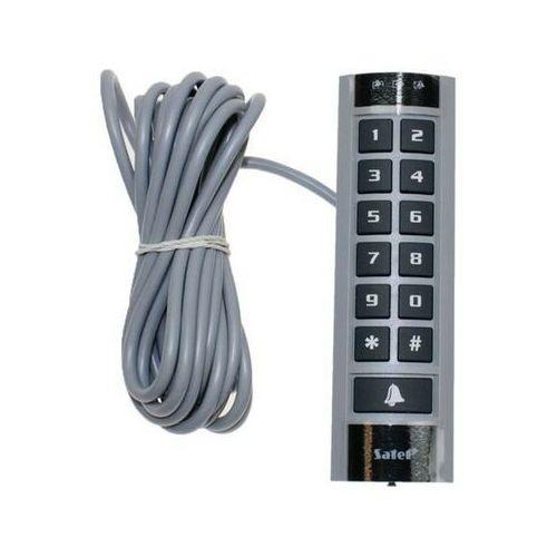 Klawiatura z czytnikiem kart zbliżeniowych INT-SCR-BL SATEL (5905033331266)