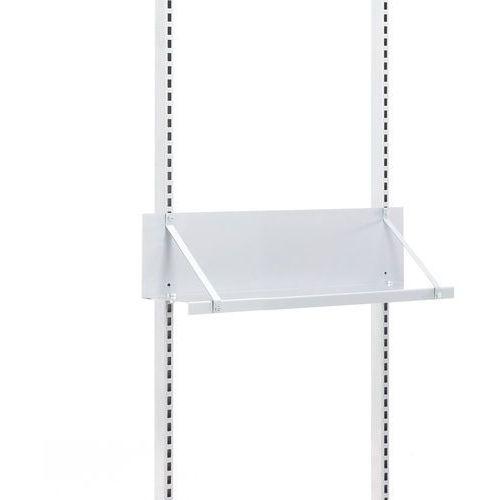 Array Prosta półka stalowa do stołu motion 200x1990x200 mm