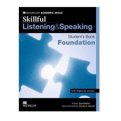 Skillful Foundation Listening & Speaking. Podręcznik + Digibook