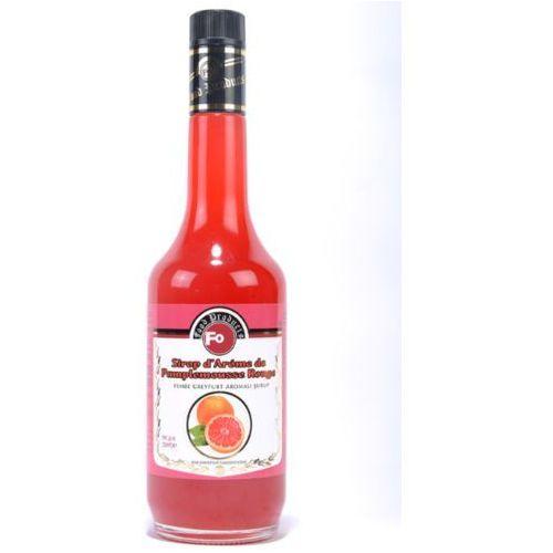 Syrop fo pink grapefruit - różowy grejpfrut 0,7l marki Fo food products