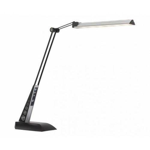 jaap lampa biurkowa led czarny, 6-punktowe - nowoczesny - obszar wewnętrzny - jaap - czas dostawy: od 6-10 dni roboczych marki Brilliant