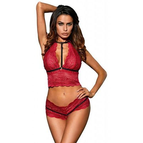 Bieliźniany komplet Attractive Red S