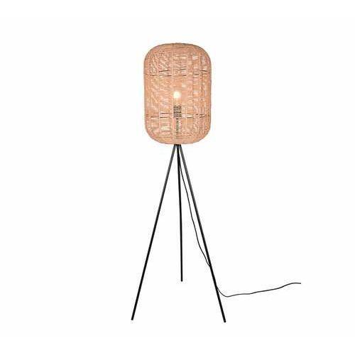 Trio runa 403000132 lampa stojąca podłogowa 1x40w e27 brązowa (4017807468076)