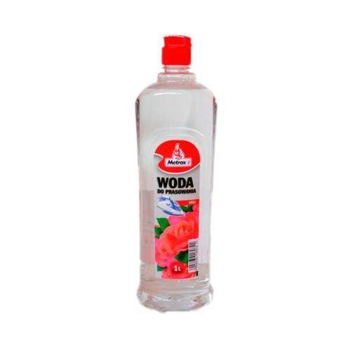 Płyn METROX Woda do prasowania Róża 1 l