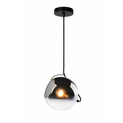 Lucide Jazzlynn 25405/20/65 lampa wisząca zwis 1x60W E27 dymiony (5411212250889)