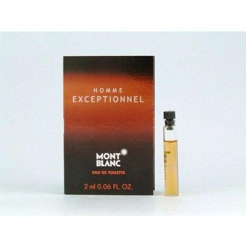 Mont Blanc Homme Exceptionnel 2 ml