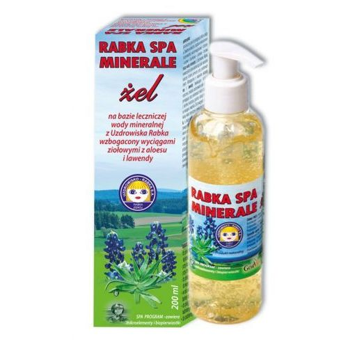 Rabka SPA Minerale żel 200 ml (5907636994374)