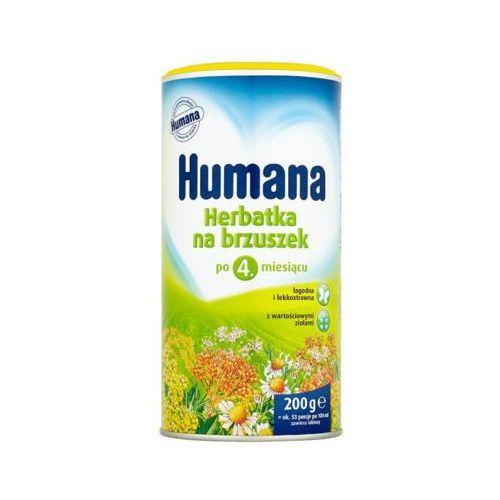 200g herbatka na brzuszek po 4 miesiącu marki Humana