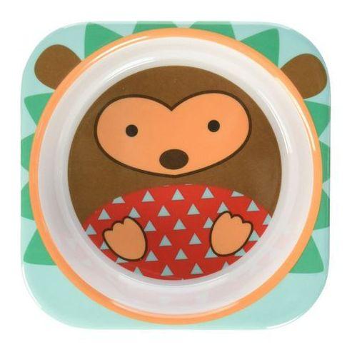 miska zoo jeż   szeroki wybór talerzyków i miseczek   szybka marki Skip hop