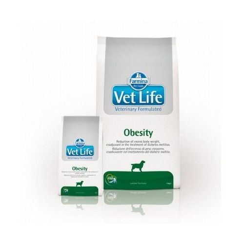 Farmina vet life obesity drób - karma dla psów opak. 2kg/12kg