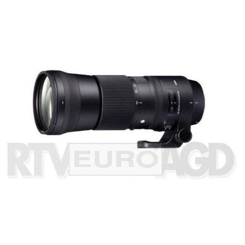 c 150-600 mm f/5-6.3 dg os hsm canon - produkt w magazynie - szybka wysyłka! marki Sigma