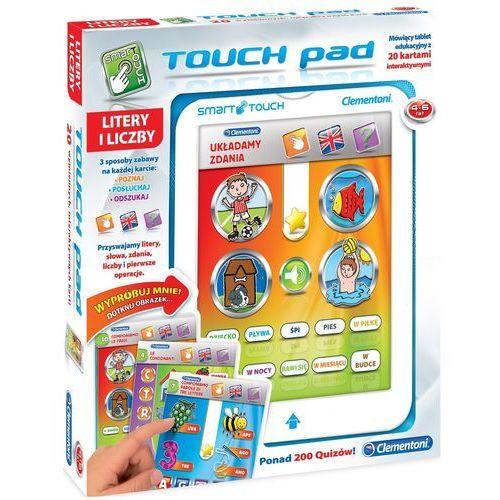 Clementoni Zabawka 60258 touch pad słowa i liczby (8005125602582)