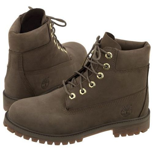 Trapery Timberland 6 In Premium WP Boot Greige A1VDT (TI53-h), w 7 rozmiarach